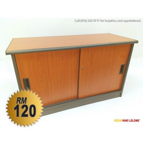 2-Door Office Cabinet