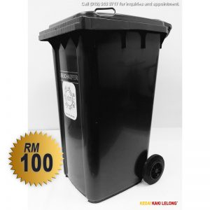 Movable Garbage Container
