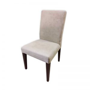 Wooden, cushioned Dining Chair