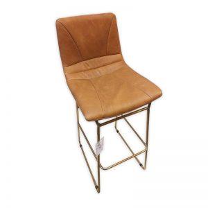 Cushioned Bar Chair