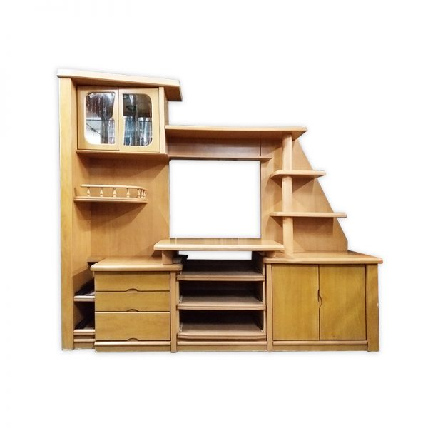 Wooden Console TV Cabinet