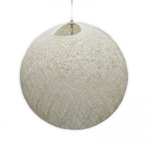 Woven Ceiling Lamp Ø600mm