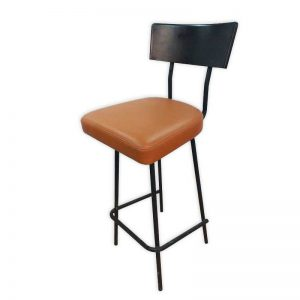 Cushioned Bar Stool