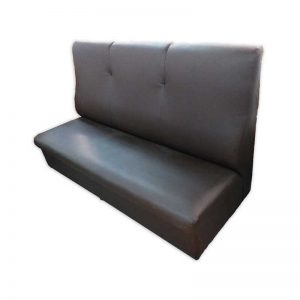 PU Banquet Couch