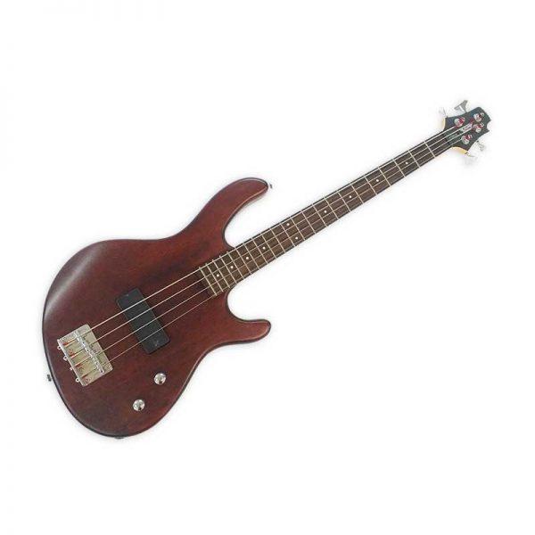 Electric Guitar base brown