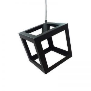 Ceiling Cube Light Fixture