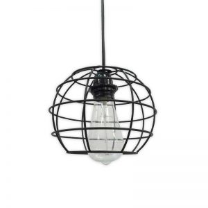 Ceiling Spherical Light Fixture