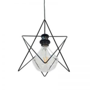 Ceiling Starshape Light Fixture