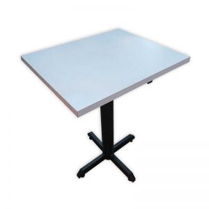 Restaurant Table with metal Stand