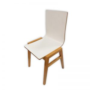 Skandinavian Wooden Dining Chair