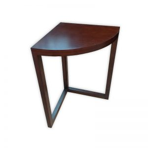 Quarter Corner Side Table