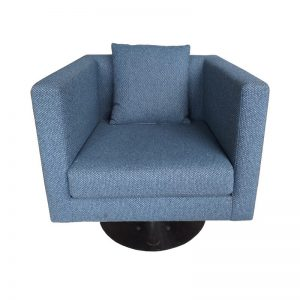 Fabric Fauteuille with swivel