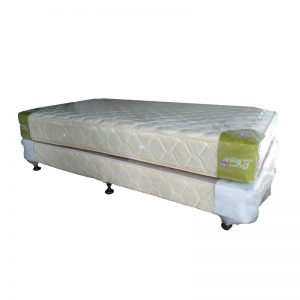 Single-size Divan and Mattress