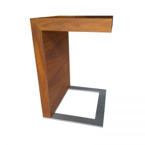 Modern Wooden Display Table
