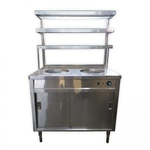 Stainless Steel Stall
