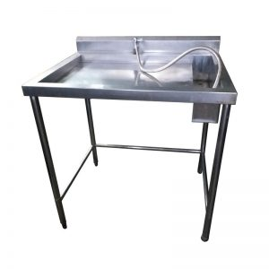 Stainless Steel Cleaning Sink