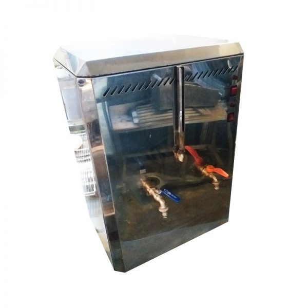 Stainless Steel Hot and Cold Water Dispenser