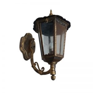 Brass Wall Light Fixture