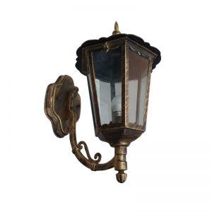 Brass Wall Light Fixture