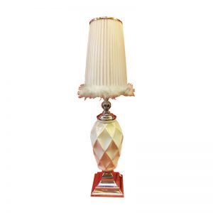 Porcelain Standing Light
