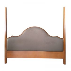 Wooden Super King-size Headboard
