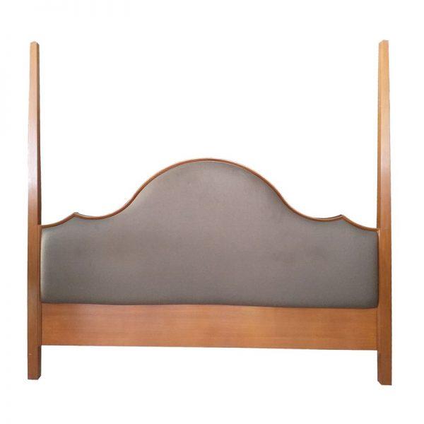 Wooden Super King-size Headboard