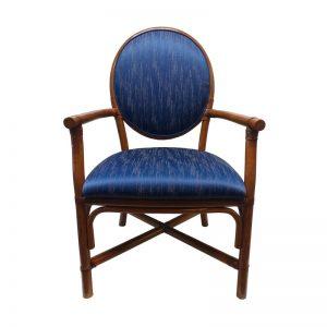 Rattan Cushioned Chair