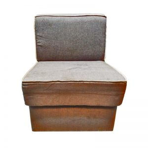 Cushioned Banquet Chair
