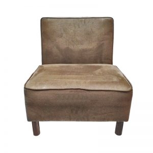 Cushioned Banquet Chair