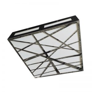 Square Light Fixture 380mm