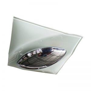 Modern Glass Light Fixture