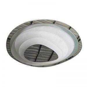 Modern Ellipse Light Fixture