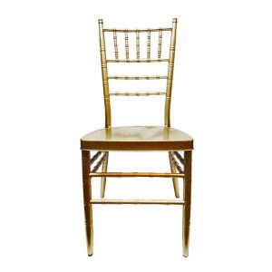 Gold color Dining Chair