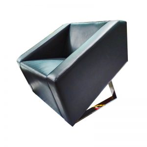 Modern PU Lounge Chair