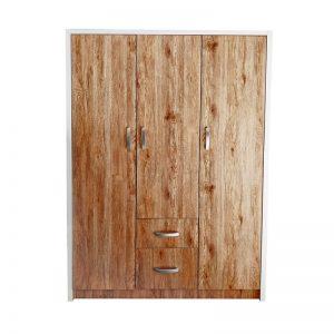 Triple door Closet