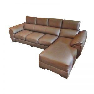L-shape PU Sofa