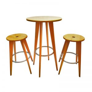 Bar Stool set + Table