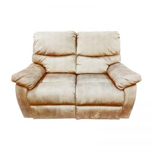 2-Seater Fabric Sofa