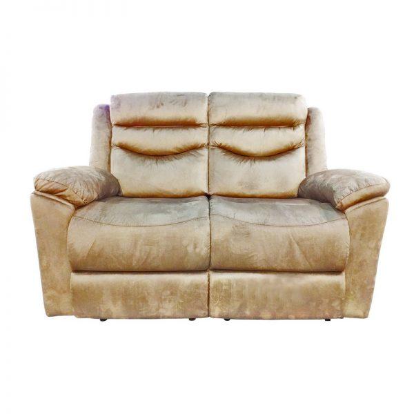 2-Seater Fabric Sofa