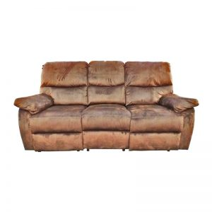 3-Seater Fabric Sofa