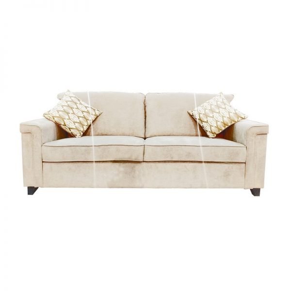 3-Seater Fabric Sofa