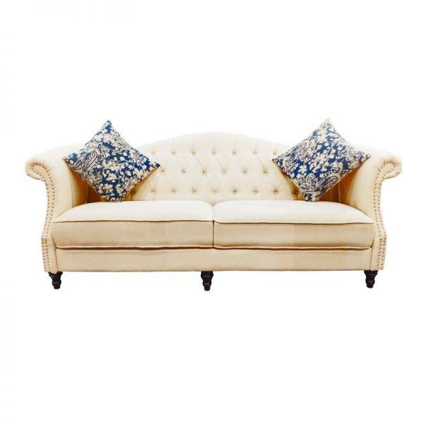 2½-Seater Fabric Sofa