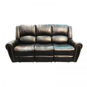 3-Seater PU Sofa