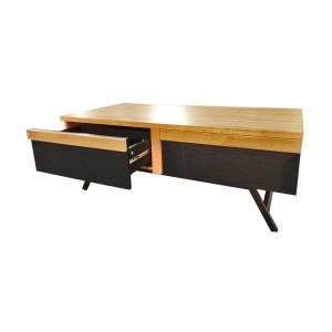 Modern MDF Coffee Table with Drawers