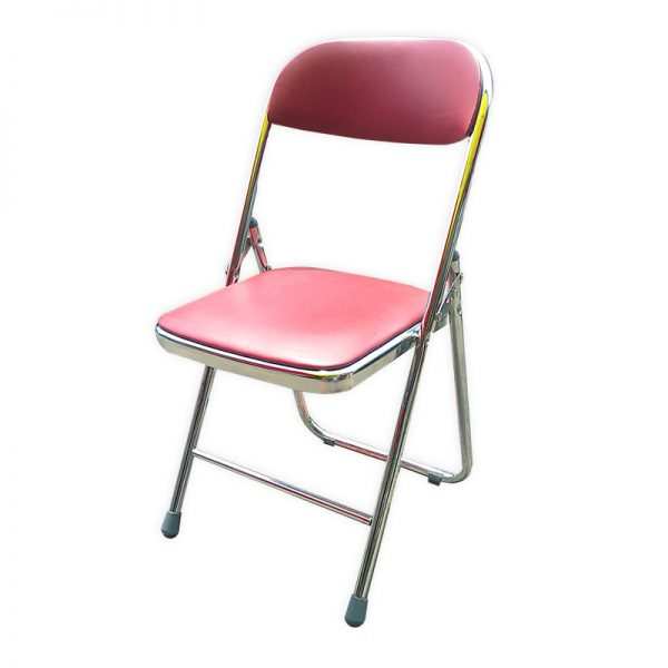 Cushioned foldable Chair