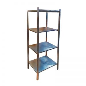 Stainless Steel 4-shelve Rack