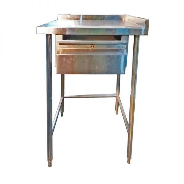 Stainless Steel Work Bench with Drawer