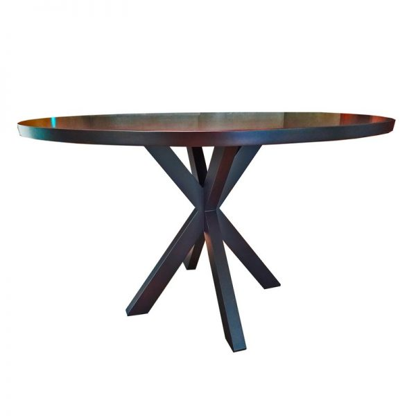 New Round Wooden Coffee Table
