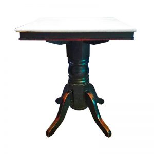 Chinese Restaurant Table with Marble Top