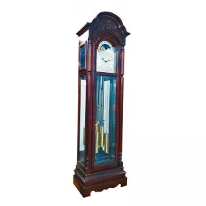 Antique Wooden Stand Clock